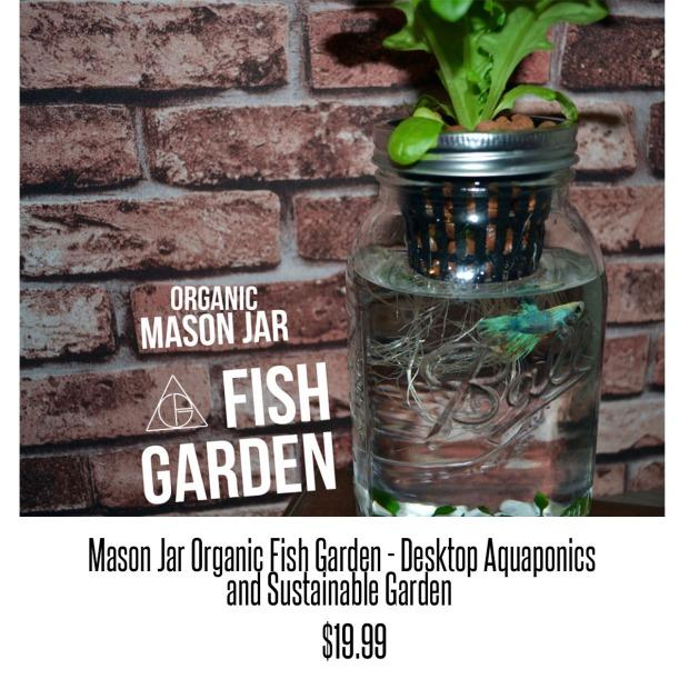 Wordpress Listing Fish Garden